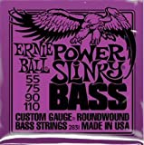 Ernie Ball 2831 Nickel Wound Power Slinky Bass String Set (55 - 110)