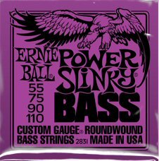 Ernie Ball 2831 Nickel Wound Power Slinky Bass