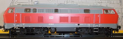 ESU 32026 Diesel Locomotive H0 BR218 102 digital