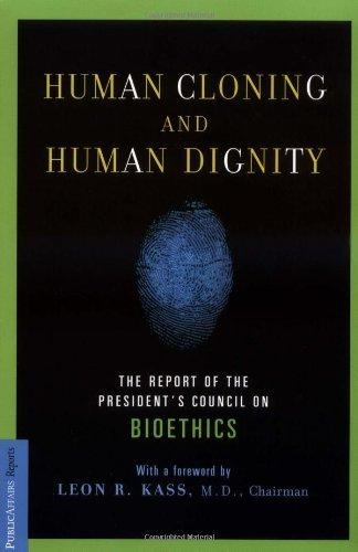 the big question over whether human cloning should be legal or not Seminar in december, 1997 that he will produce a human clone  focus on the  legal issues involved in cloning humans for both re-  there are five main steps   technologies, the interest in question is not simply reproduction  lustration of  the debate over whether it is morally acceptable for parents to.