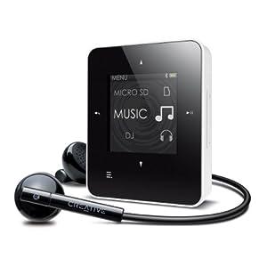 Creative ZEN Style M300 4GB ホワイト ZN-SM34G-WT
