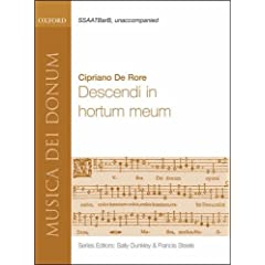 Descendi in Hortum Meum: Vocal Score (Musica Deidonum)