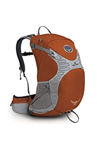 Osprey Packs Stratos 34 Backpack (Magma Orange, Large)