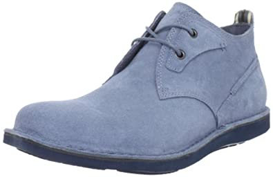 Rockport Men's Eastern Standard Desert Boot Blue Shadow Lace Up Boot K62217  11 UK, 46 EU, 11.5 US
