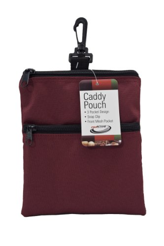 ProActive Zippered Caddy Pouch