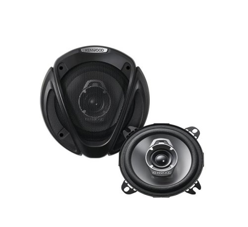 Kenwood Kfc-1062S 4-Inch 120 Watt Max Power 3-Way Speaker System