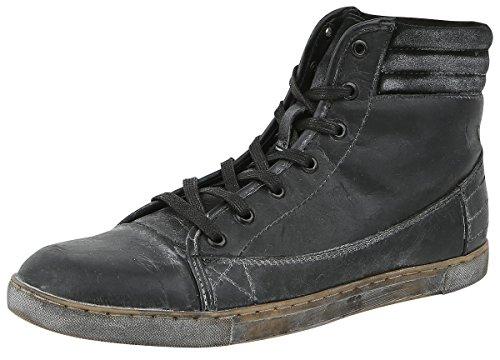 R.E.D. by EMP Used Look Sneaker Scarpe sportive nero EU41