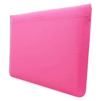 10. Snugg MacBook Air & Pro 13 Inch Case - Leather Sleeve Case with Lifetime Guarantee