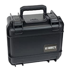 AUDEZE Ruggedized Travel Case ヘッドホン用ケース AUD-1047