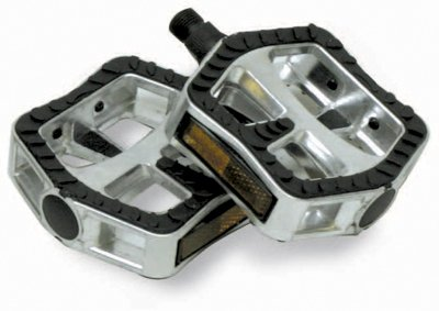 Sunlite Bicycle Cruiser Pedals, 9/16 in, 1 Pair