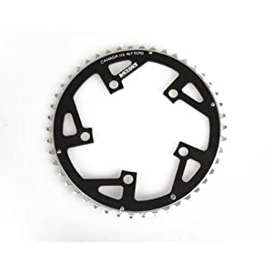 RaceFace 8 Speed Race Ring Chainring, Black, 44 teeth, 94 mm, 5-Bolt
