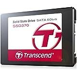 Transcend Information 256 GB SATA III 6Gb/s 2.5-Inch Solid State Drive TS256GSSD370