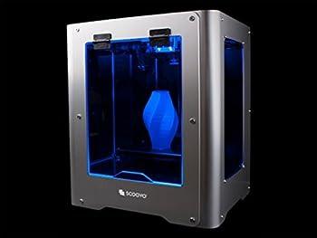 オープンキューブ 3Dプリンタ SCOOVO X4 3Dプリンタ本体 シルバー SCV-X4-S