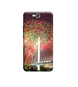 Ebby Premium Printed Back Case Cover With Full protection For Micromax Canvas Juice 3 Q392 (Designer Case)