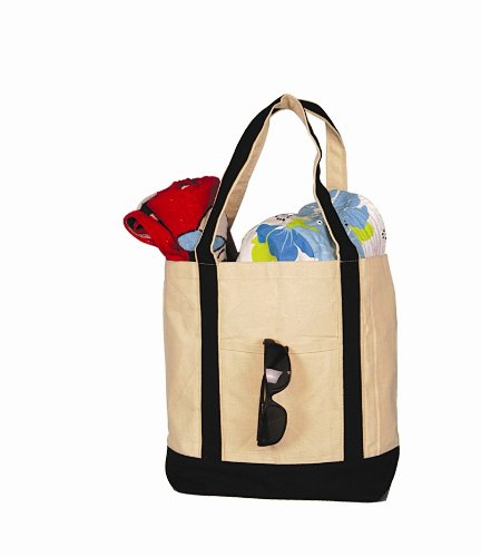 10oz.Cotton Canvas Bag Totes Eco-Friendly Grocery Gift tote bag - Labor Day Week Sale