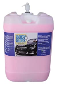 5 Gallons Body Gloss Final Detail Spray Wax and Glass Cleaner, Last Touch Instant Detailer w/ bubble gum scent 5 GALLONS, FREE Shipping!! from VIVA GREEN INDUSTRIES