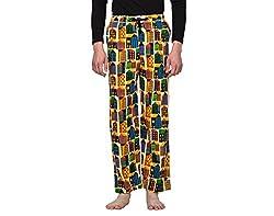 Nuteez Retro Metro Pants For Men