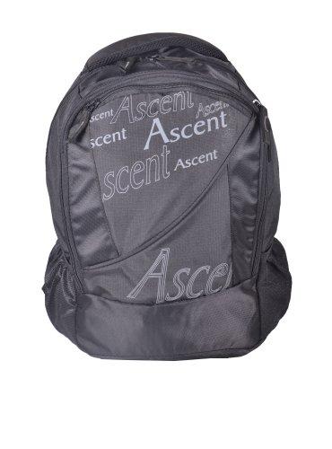 Aqsa Designer Bagpack BP3 (Ascent - Black)