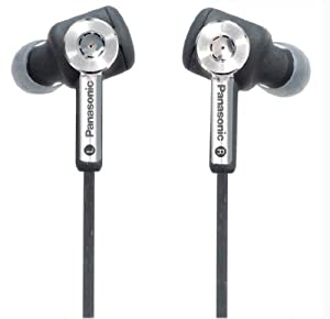 Panasonic RP-HC55E-S In Ear Noise Cancelling Earphones