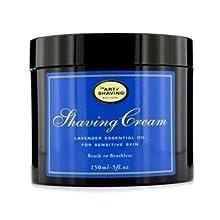 The Art Of Shaving Shaving Cream Lavender Essential Oil ( For Sensitive Skin ) 150G/5.3Oz