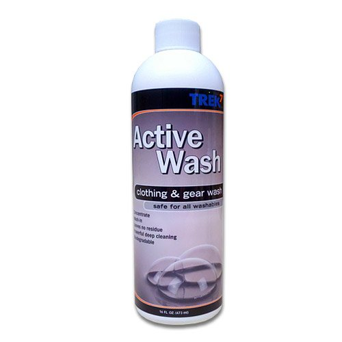 Active Wash Fabric Cleaner for Clothing & Gear, 16 Oz
