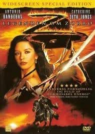 The Legend of Zorro (Widescreen) French (Bilingual)