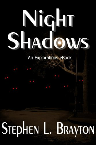 Book: Night Shadows by Stephen L. Brayton