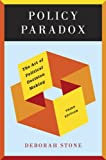 img - for Policy Paradox: The Art of Political Decision Making (Third Edition) book / textbook / text book