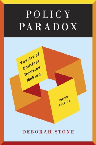 Policy Paradox: The Art of Political Decision Making...