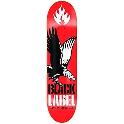 "Black label team live free ""- 8.12 deck"