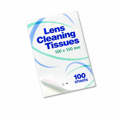 Heathrow Scientific Lens Cleaning Tissue (Pack Of 5)