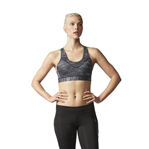Adidas TechFit Moulded Cup Women's Sports Bra - AW16 - Small - Black