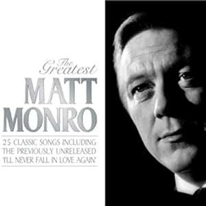 Matt Monro Hits Of Yesterday