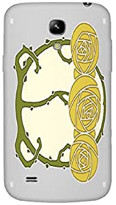 Timpax protective Armor Hard Bumper Back Case Cover. Multicolor printed on 3 Dimensional case with latest & finest graphic design art. Compatible with only Samsung I9190 Galaxy S4 mini. Design No :TDZ-21124