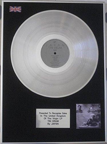 Giappone (David Sylvian, Platinum-Batteria LP-Scatola di latta