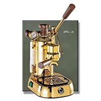 LA PAVONI Professional Gold plated