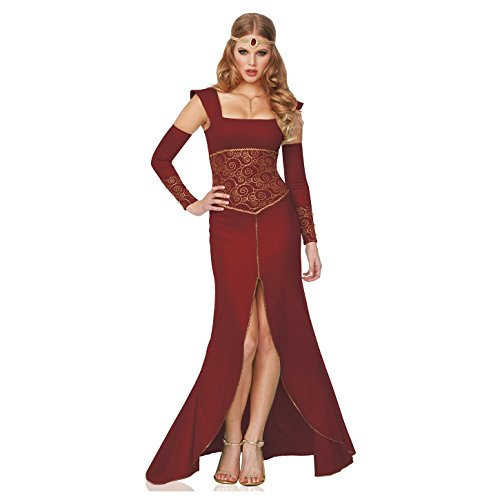 Cersei Lannister Womens Costume Game Of Thrones Queen Sexy Adult