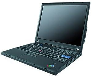 Lenovo TS ThinkPad T60 35,8 cm (14,1 Zoll) XGA Notebook (Intel Core 2 Duo T5600, 1.83GHz, 1GB RAM, 80GB HDD, Double Layer DVD+/-RW Brenner, ATI Mobility Radeon X1300, XP Pro)