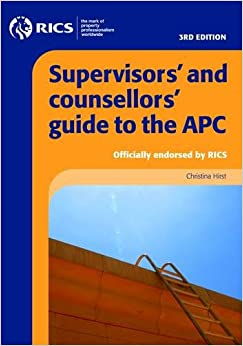 Supervisors' and Counsellors Guide to the APC 2006 by John ...