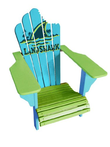 Best Margaritaville Model SA 623072F Deluxe Land Shark Adirondack Chair    Best Price With Margaritaville Adirondack Chairs   Outdoor Patio Furniture