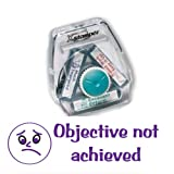 Teachers Stamp to fit the Xstamper 3 in 1 Objective Not Achieved stamp block only