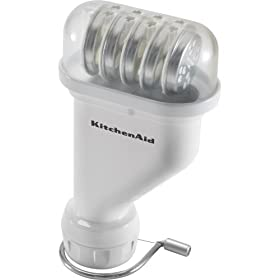 KitchenAid KPEXTA Stand-Mixer Pasta-Extruder Attachment