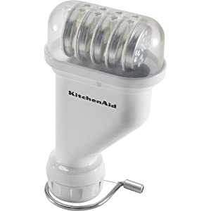 kitchenaid kpexta stand mixer pasta extruder attachment