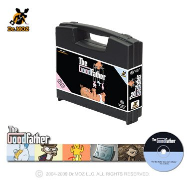 The GoodFather daddy gift Cd-rom