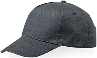 US BASIC Memphis 5 Panel Cap(grey)