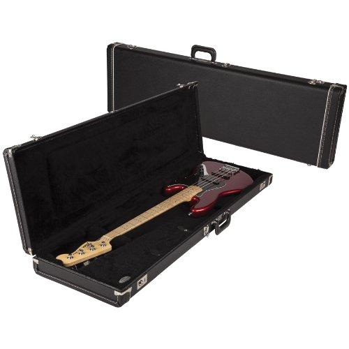 Fender 099-6172-306 Standard Case For Jazz Bass - Black
