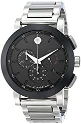 "Movado Men's 0606792 ""Museum Sport"" Stainless Steel Watch"