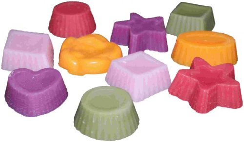 30 Scented Wax Candle Melts / Tarts. Assorted