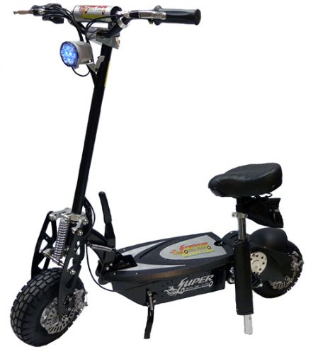 Elite Turbo Scooterblack Button Econo Mode  Electric Turbo 800watt Street Racing Parts