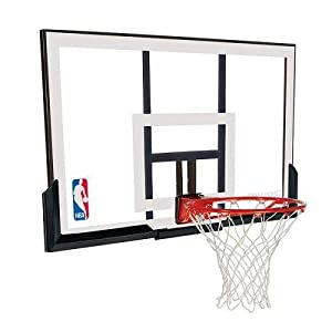 Nba Basketball Backboard Amazon.com : Spalding ...